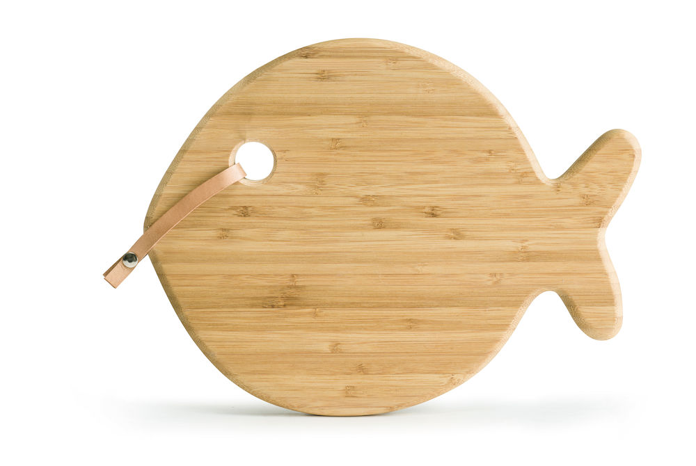 Fish servingsboard