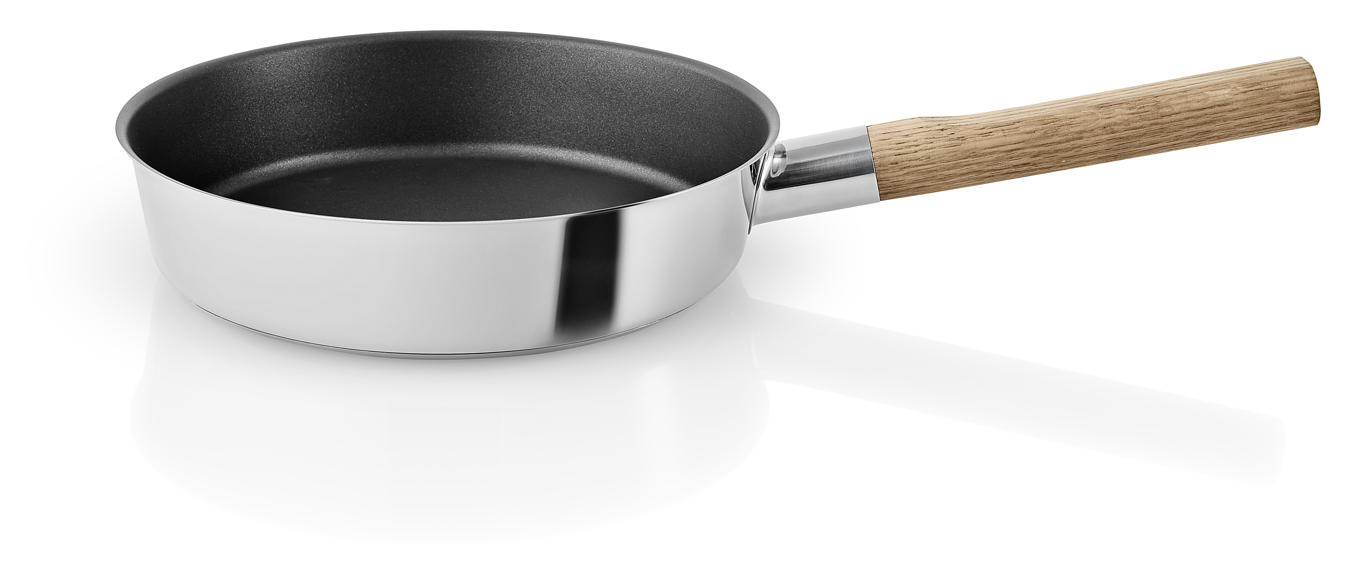 Frying pan Ø24cm Nordic kitchen Stainless Steel