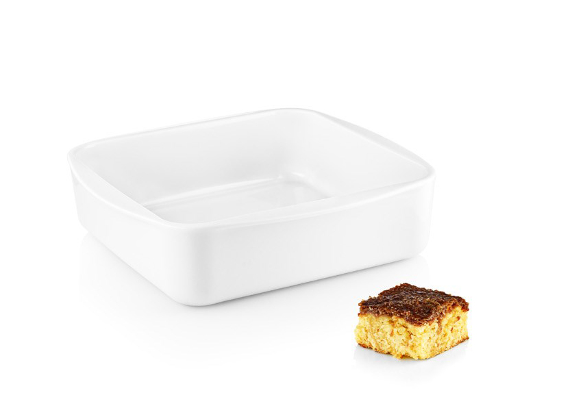 Square dish, medium, Legio